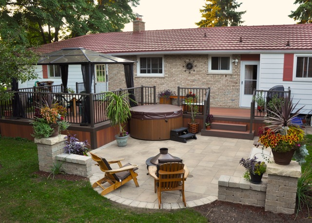 Patio Design Kitchener